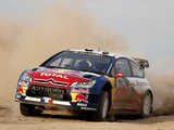 Citroën C4 WRC 2009–10 pictures