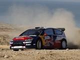 Citroën C4 WRC 2009–10 wallpapers