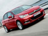 Citroën C4 UK-spec 2010 pictures