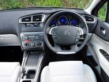 Citroën C4 AU-spec 2011 photos