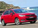Citroën C4 AU-spec 2011 photos