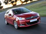 Citroën C4 ZA-spec 2011 pictures