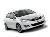 Citroën C4 Lounge 2013 images