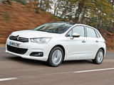 Citroën C4 UK-spec 2015 wallpapers