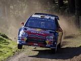 Images of Citroën C4 WRC 2007–08