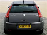 Photos of Citroën C4 Berline 2004–08