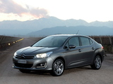 Photos of Citroën C4 Lounge 2013
