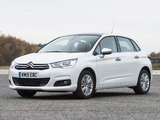 Photos of Citroën C4 UK-spec 2015