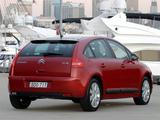 Pictures of Citroën C4 Berline HDi AU-spec 2004–08
