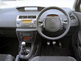 Pictures of Citroën C4 VTS AU-spec 2005–08