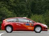 Pictures of Citroën C4 WRC 2007–08