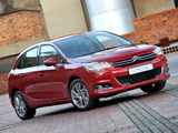 Pictures of Citroën C4 ZA-spec 2011