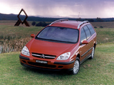Citroën C5 Break AU-spec 2001–04 images