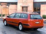 Citroën C5 Break AU-spec 2001–04 pictures