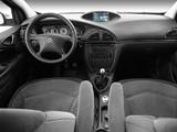 Citroën C5 2004–08 pictures