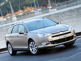 Citroën C5 Break HDi AU-spec 2008–10 images