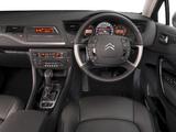 Photos of Citroën C5 ZA-spec 2008–10