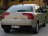 Pictures of Citroën C5 V6 AU-spec 2004–08