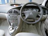 Pictures of Citroën C5 HDi AU-spec 2004–08