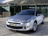 Pictures of Citroën C5 UK-spec 2008–10
