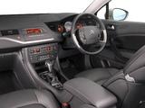 Pictures of Citroën C5 ZA-spec 2008–10