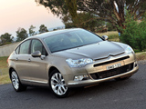 Pictures of Citroën C5 V6 HDi AU-spec 2008–10