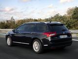 Pictures of Citroën C5 Break 2010