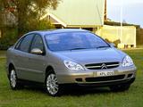 Citroën C5 V6 AU-spec 2001–04 wallpapers