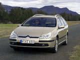 Citroën C5 Break HDi AU-spec 2004–08 wallpapers