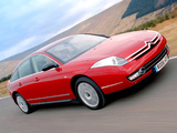 Citroën C6 UK-spec 2005 pictures