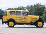 Pictures of Citroën C6 Sedan Taxi 1929–32