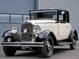 Citroën C6 Faux Cabriolet 1929–32 wallpapers