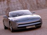 Citroën C-Airdream Concept 2002 photos