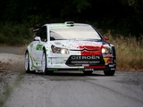 Citroën C4 WRC HYmotion4 Prototype 2008 wallpapers