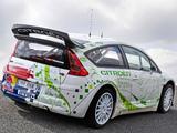 Photos of Citroën C4 WRC HYbrid4 Prototype 2009