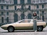 Pictures of Citroën GS Camargue Concept 1972
