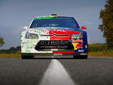 Pictures of Citroën C4 WRC HYmotion4 Prototype 2008