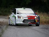 Citroën C4 WRC HYbrid4 Prototype 2009 wallpapers