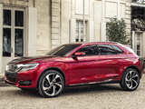 Citroën DS Wild Rubis Concept 2013 wallpapers