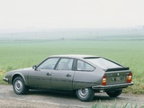 Citroën CX Turbo 1974–86 photos