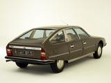 Citroën CX 2400 Pallas 1976–85 images