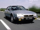 Citroën CX 25 GTI Turbo 1984–86 wallpapers