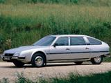 Citroën CX 25 Limousine Turbo 1986–89 images