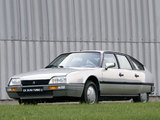 Citroën CX 22 RD Turbo 2 1986–89 photos