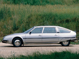 Citroën CX 25 Limousine Turbo 1986–89 photos