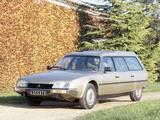 Images of Citroën CX Break 1981–86