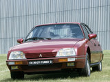 Images of Citroën CX 25 GTi Turbo 2 1986–89