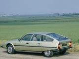 Pictures of Citroën CX 1974–89