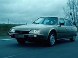 Pictures of Citroën CX Turbo D 1979–85