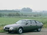 Citroën CX Turbo 1974–86 wallpapers